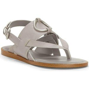 1. State Lelle Slingback Thong Sandals Gray